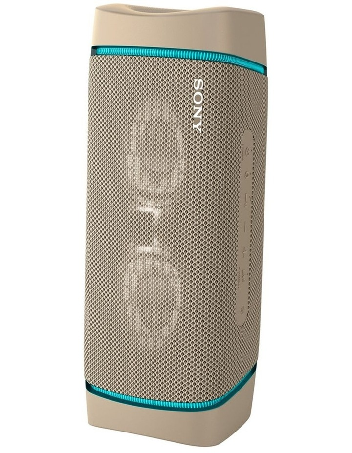 Sony ExtraBass Taupe Wireless Speaker SRSXB33C image 7