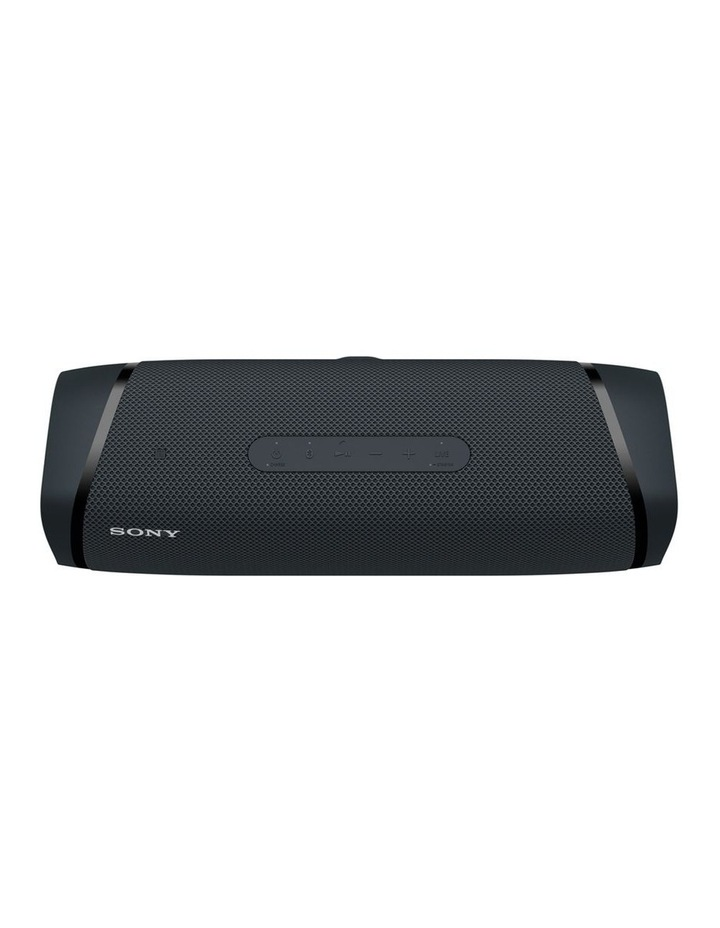 Sony ExtraBass Black Wireless Speaker SRSXB43B image 2