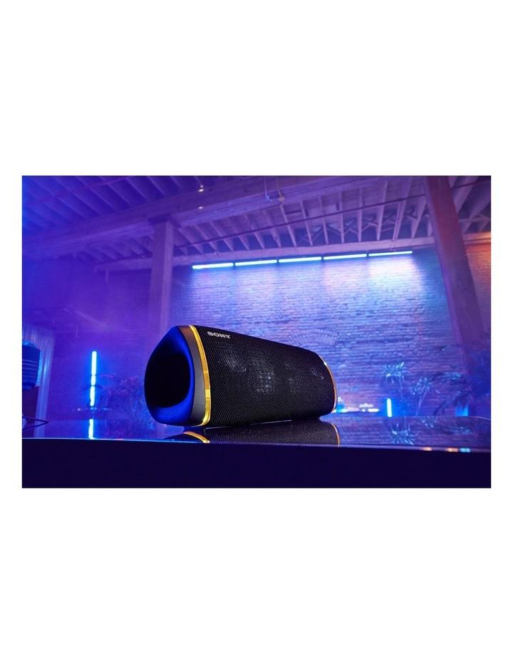 Sony ExtraBass Black Wireless Speaker SRSXB43B image 4