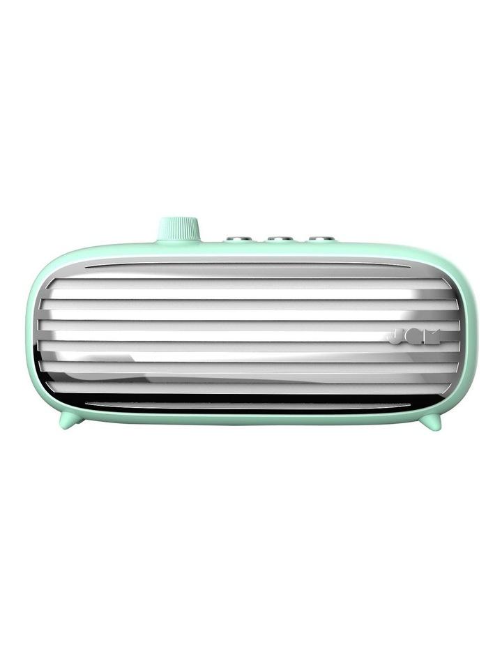 Classic Retro Mint Bluetooth Cordless Speaker image 1