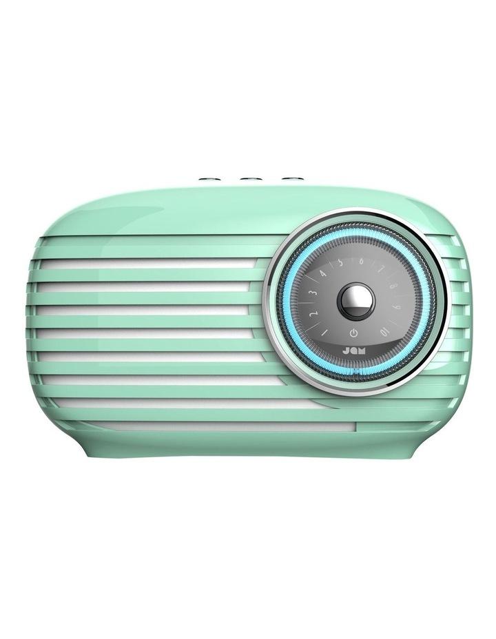 Vintage Retro Mint Bluetooth Cordless Speaker image 1