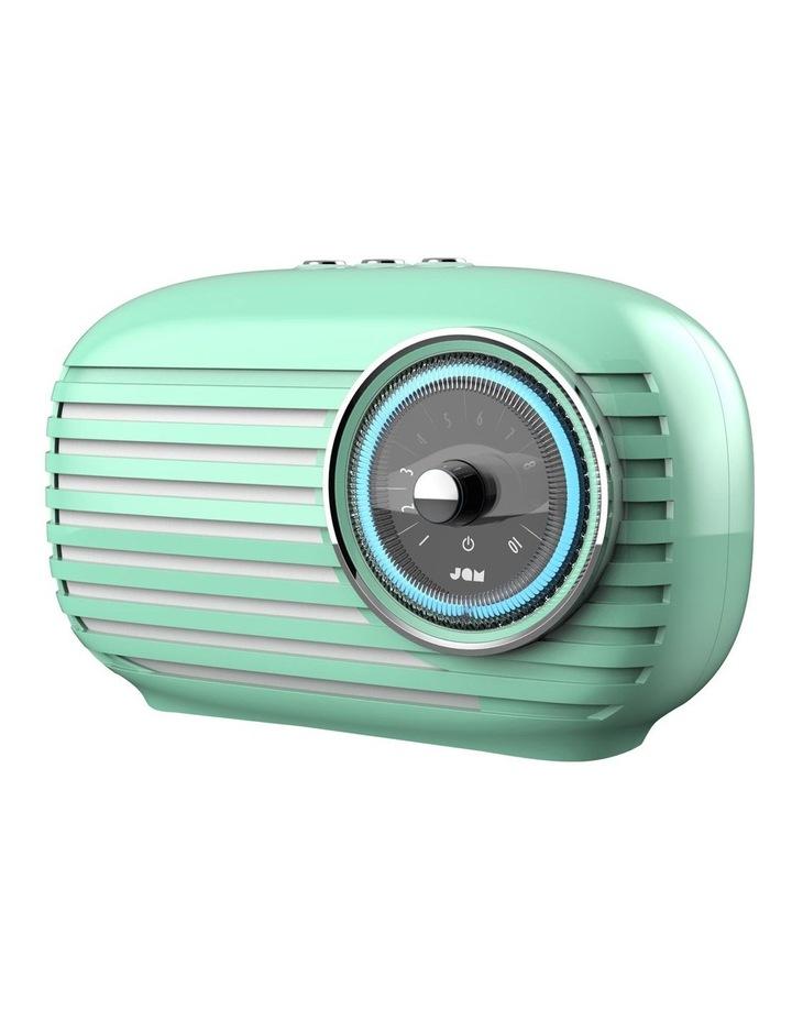 Vintage Retro Mint Bluetooth Cordless Speaker image 2