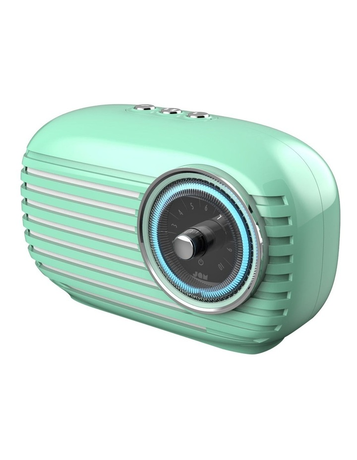 Vintage Retro Mint Bluetooth Cordless Speaker image 3