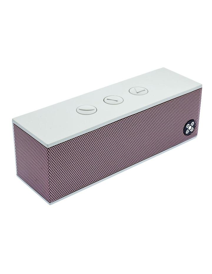 BassBox Wireless Speaker - Rose Gold image 1