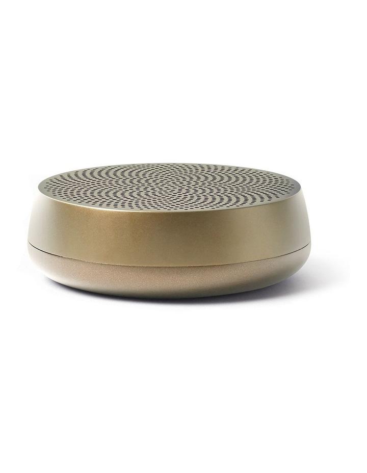 Mino L Soft Gold 5W Bluetooth Speaker image 1