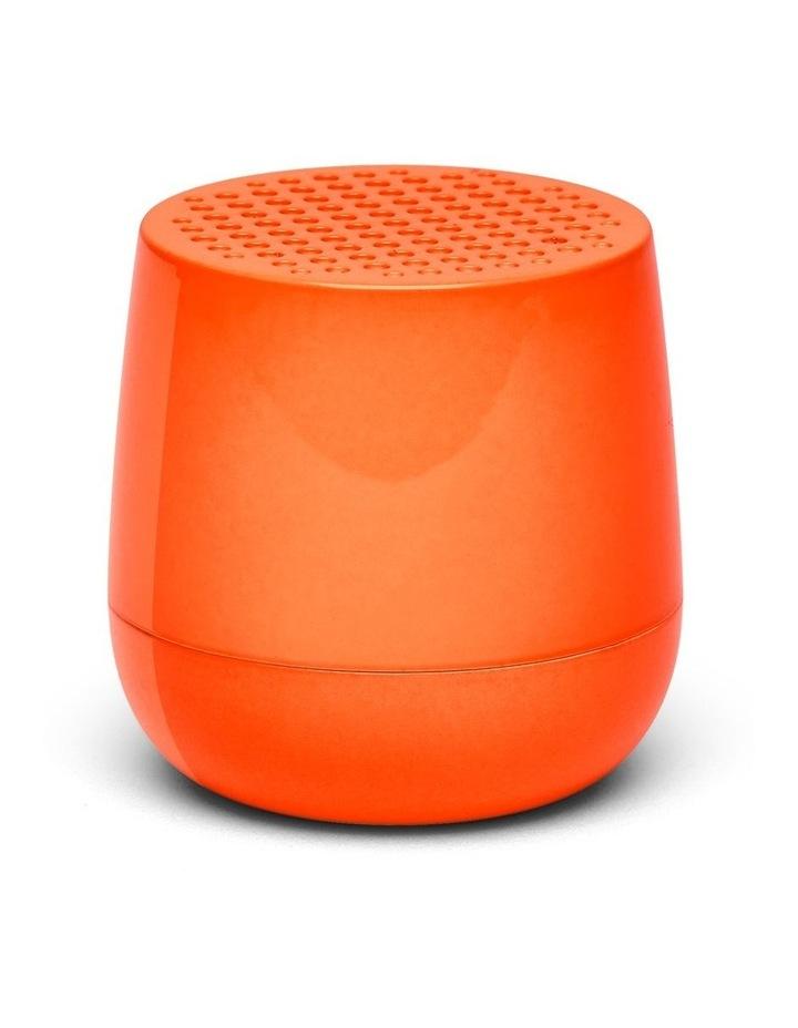 Mino Speaker Bt Abs Orange Fluro image 1