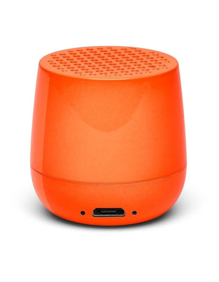 Mino Speaker Bt Abs Orange Fluro image 2