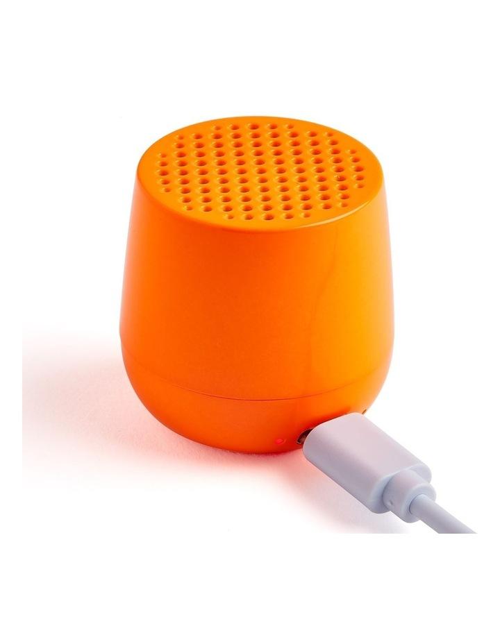 Mino Speaker Bt Abs Orange Fluro image 3