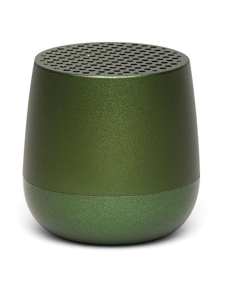 Mino Speaker Bt Dark Green image 1