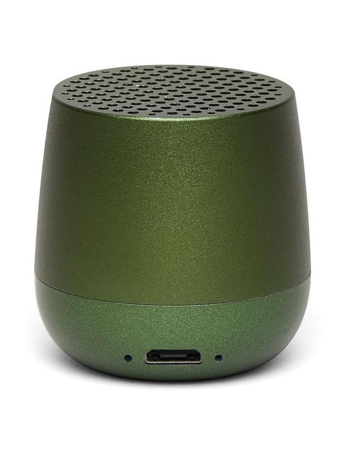 Mino Speaker Bt Dark Green image 2