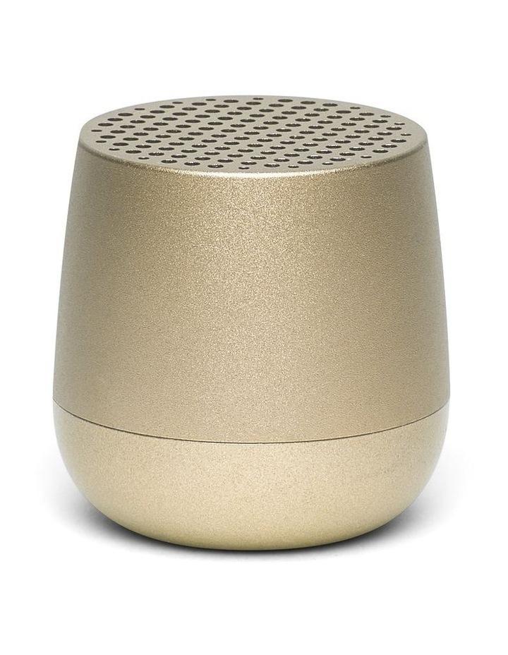 Mino Speaker Bt Soft Gold image 1