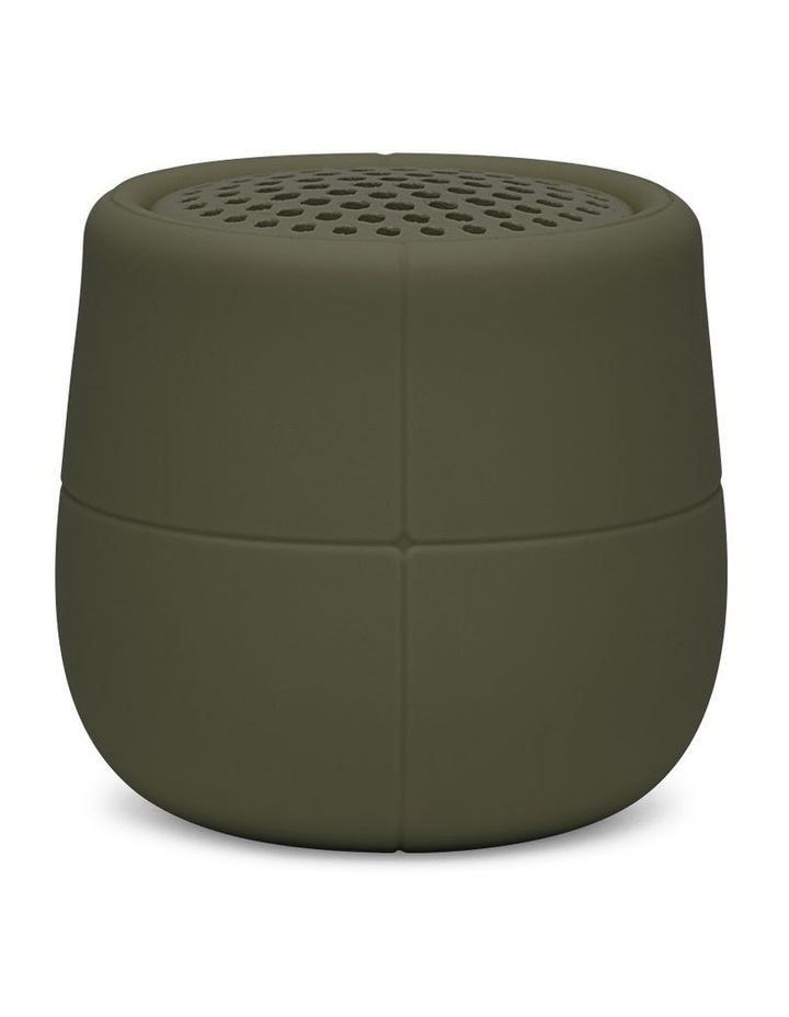 Mino X Khaki 3W Water Resistant Bluetooth Speaker image 1