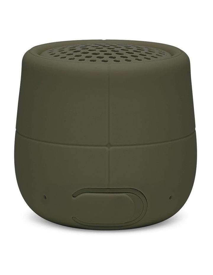 Mino X Khaki 3W Water Resistant Bluetooth Speaker image 2