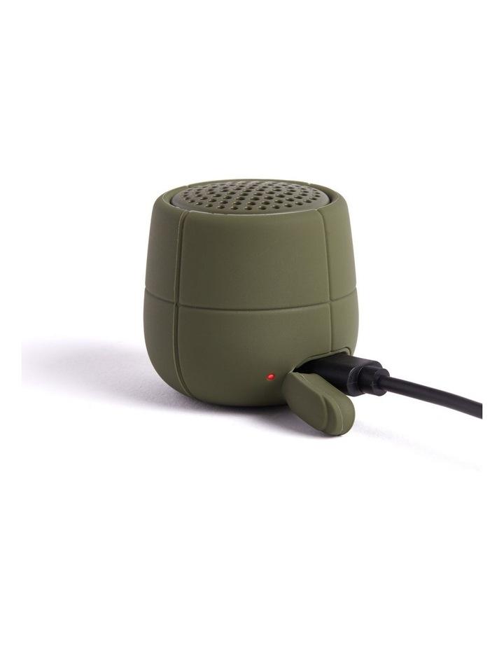Mino X Khaki 3W Water Resistant Bluetooth Speaker image 3