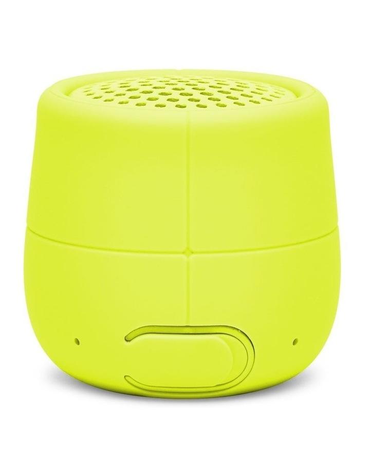 Mino X Yellow 3W Water Resistant Bluetooth Speaker image 2