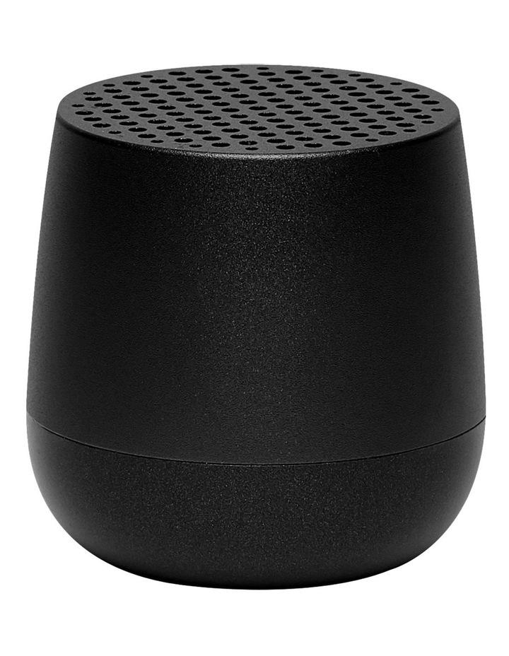 Mino   Bluetooth Speaker - Black image 1