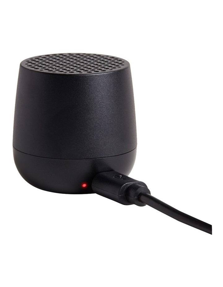 Mino   Bluetooth Speaker - Black image 2