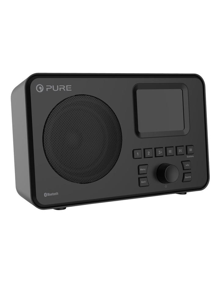 Elan One Portable DAB  Radio with Bluetooth - Black image 2