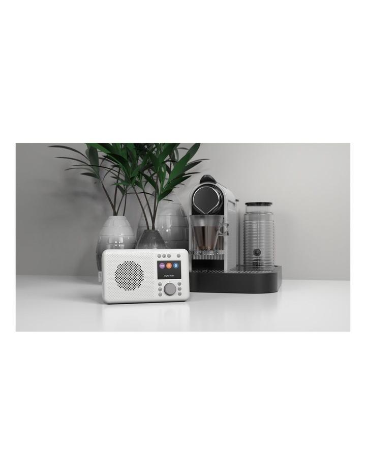 Elan Portable DAB  Radio with Bluetooth - Stone Grey image 4