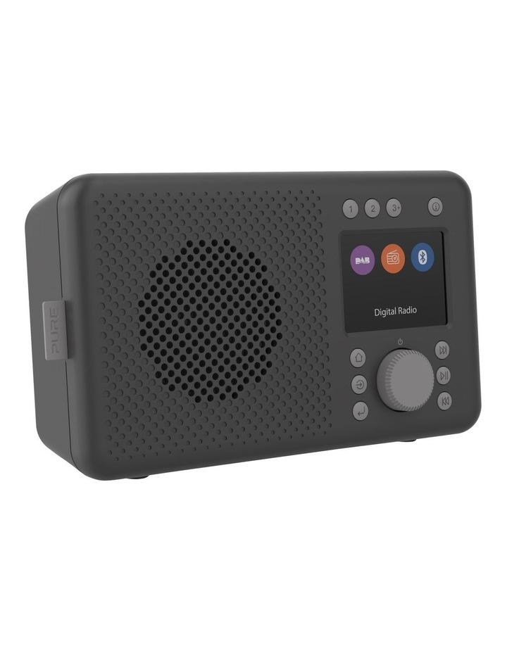 Elan Portable DAB  Radio with Bluetooth - Charcoal image 2