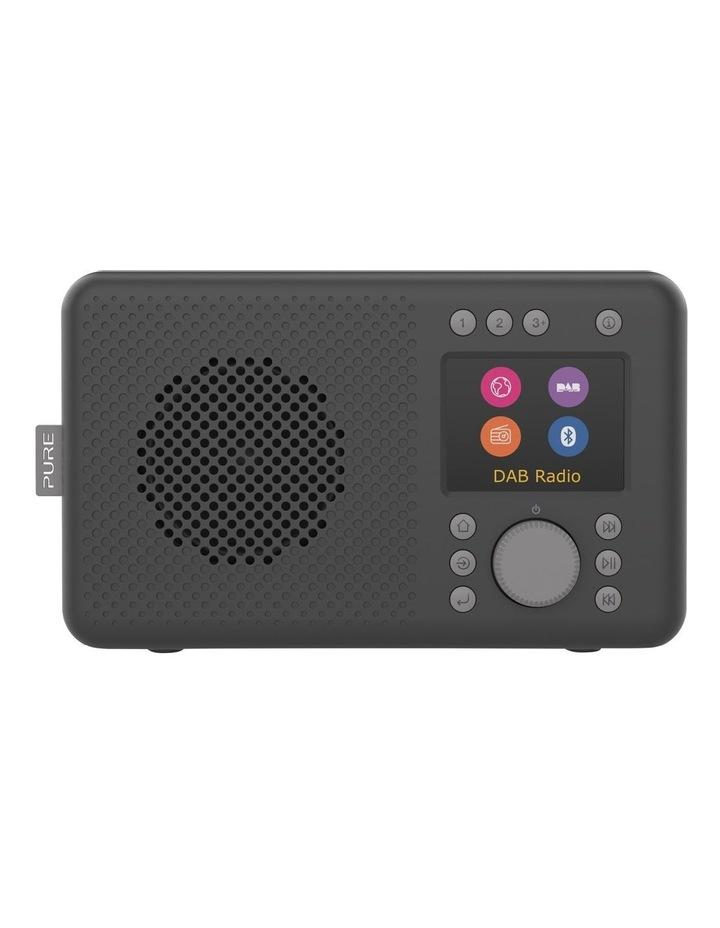 Elan Connect Portable DAB  Radio with Internet Radio & Bluetooth - Charcoal image 1