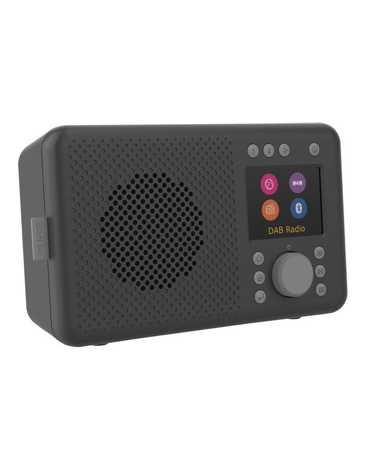 Elan Connect Portable DAB  Radio with Internet Radio & Bluetooth - Charcoal image 2