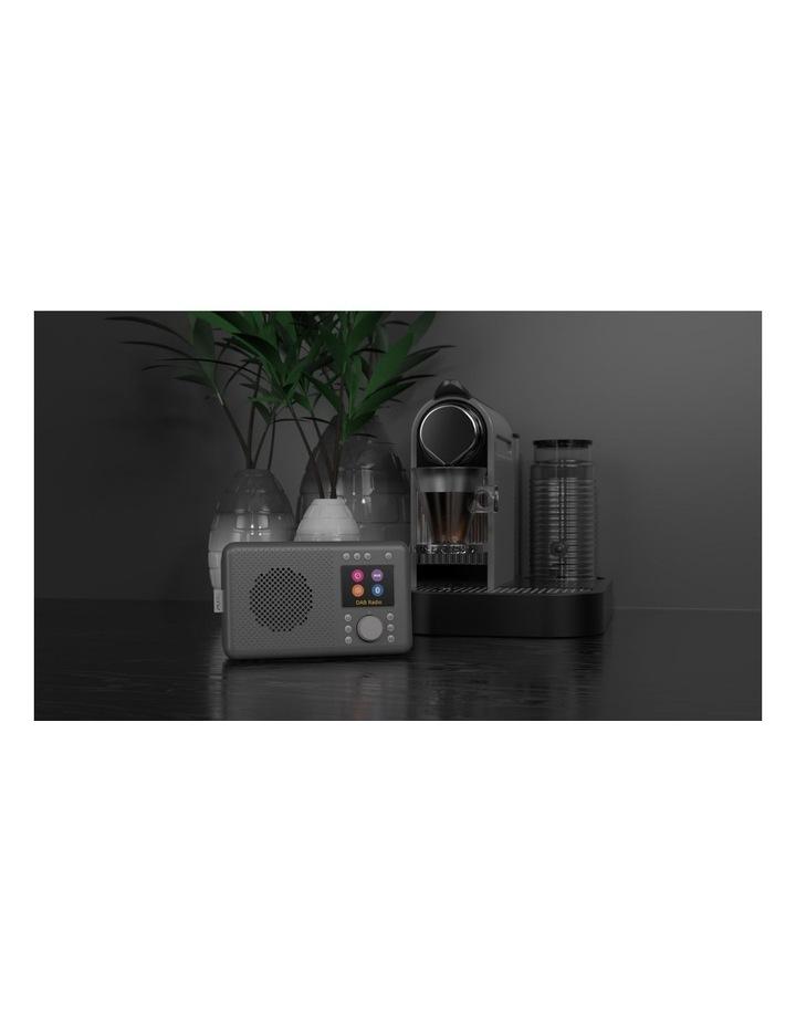 Elan Connect Portable DAB  Radio with Internet Radio & Bluetooth - Charcoal image 4