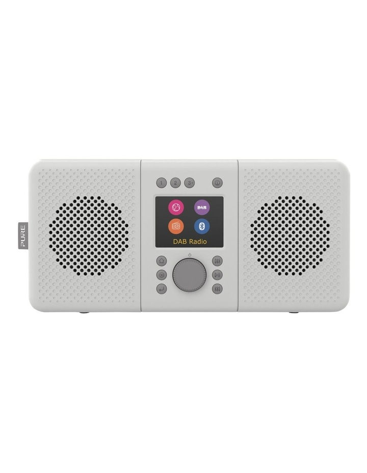 Elan Connect  Stone Grey Portable Stereo DAB  Radio with Bluetooth image 1