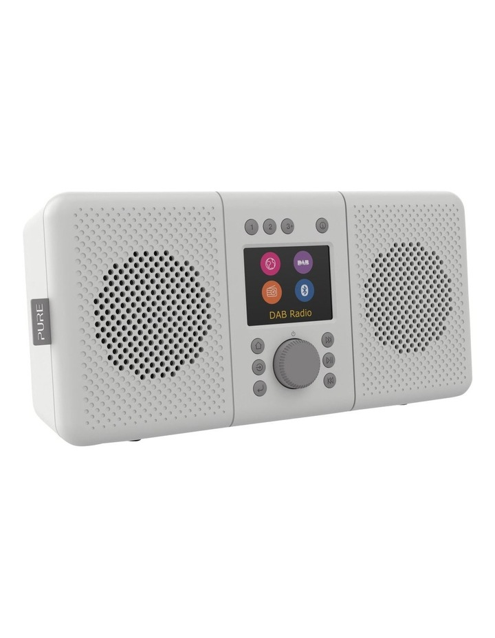 Elan Connect  Stone Grey Portable Stereo DAB  Radio with Bluetooth image 2