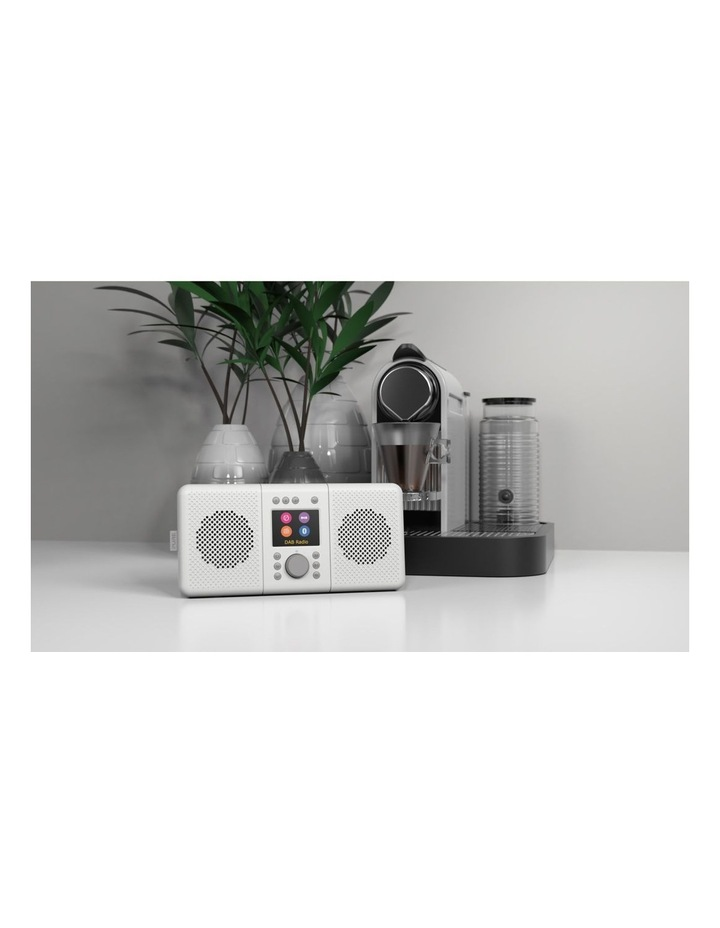 Elan Connect  Stone Grey Portable Stereo DAB  Radio with Bluetooth image 4