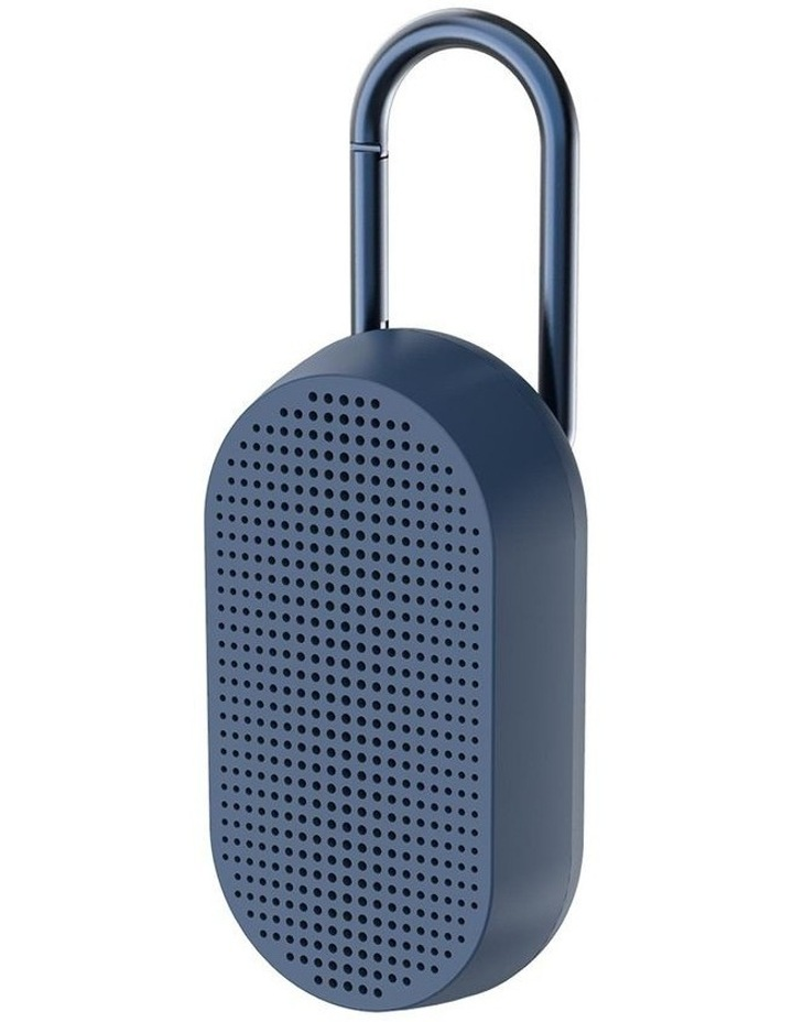 Mino T Dark Blue Bluetooth Speaker image 1