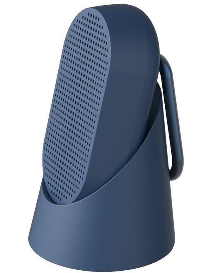 Mino T Dark Blue Bluetooth Speaker image 3