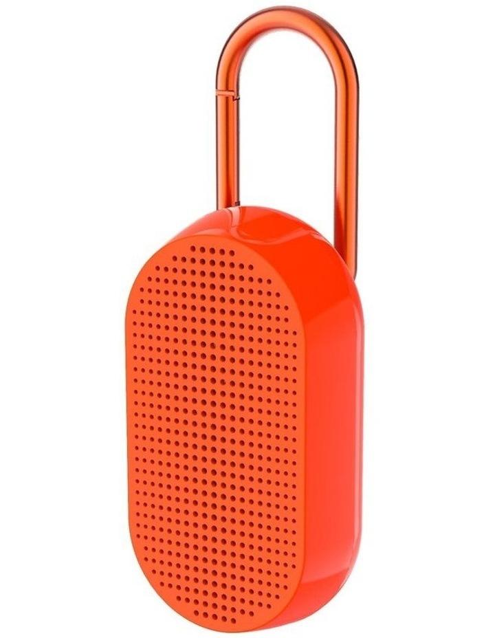 Mino T Bluetooth Speaker Orange Fluro image 1