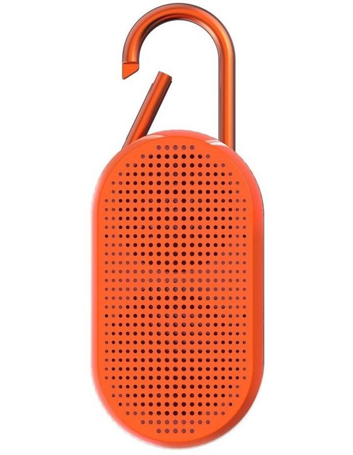 Mino T Bluetooth Speaker Orange Fluro image 2