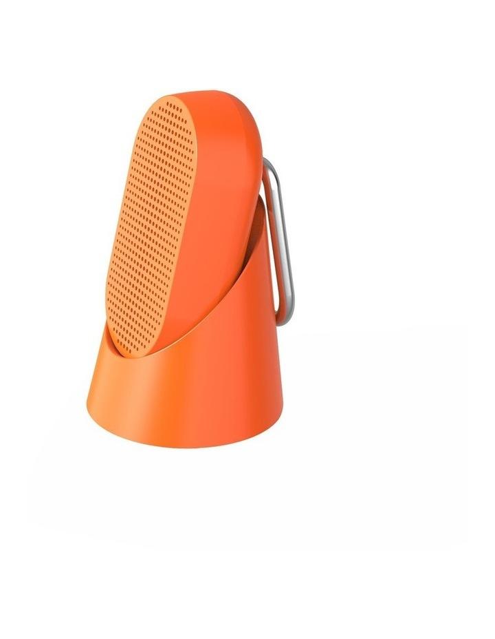 Mino T Bluetooth Speaker Orange Fluro image 3
