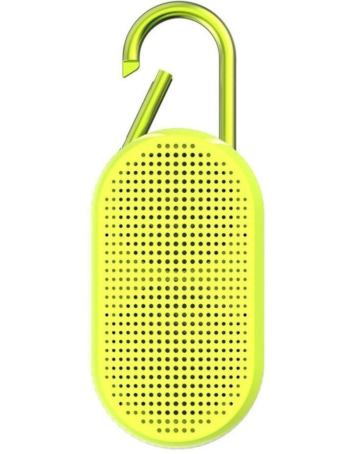 Mino T Bluetooth Speaker Yellow Fluro image 2