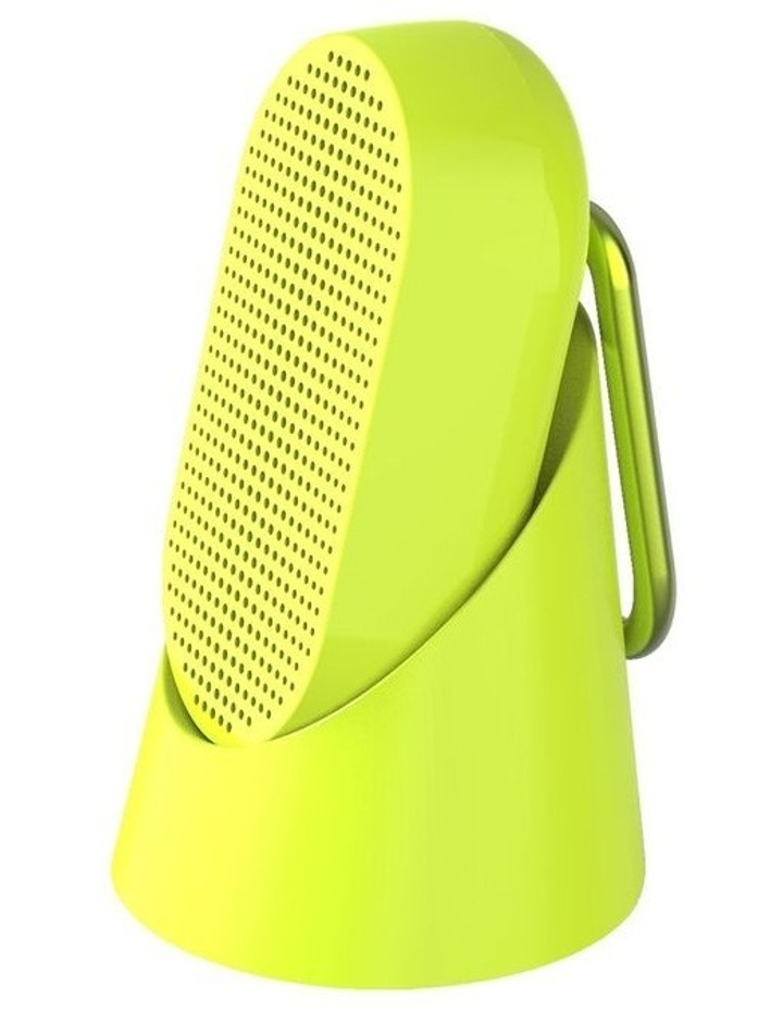 Mino T Bluetooth Speaker Yellow Fluro image 3