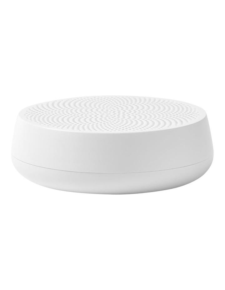 Mino L5W Bluetooth Speaker Matt White image 1