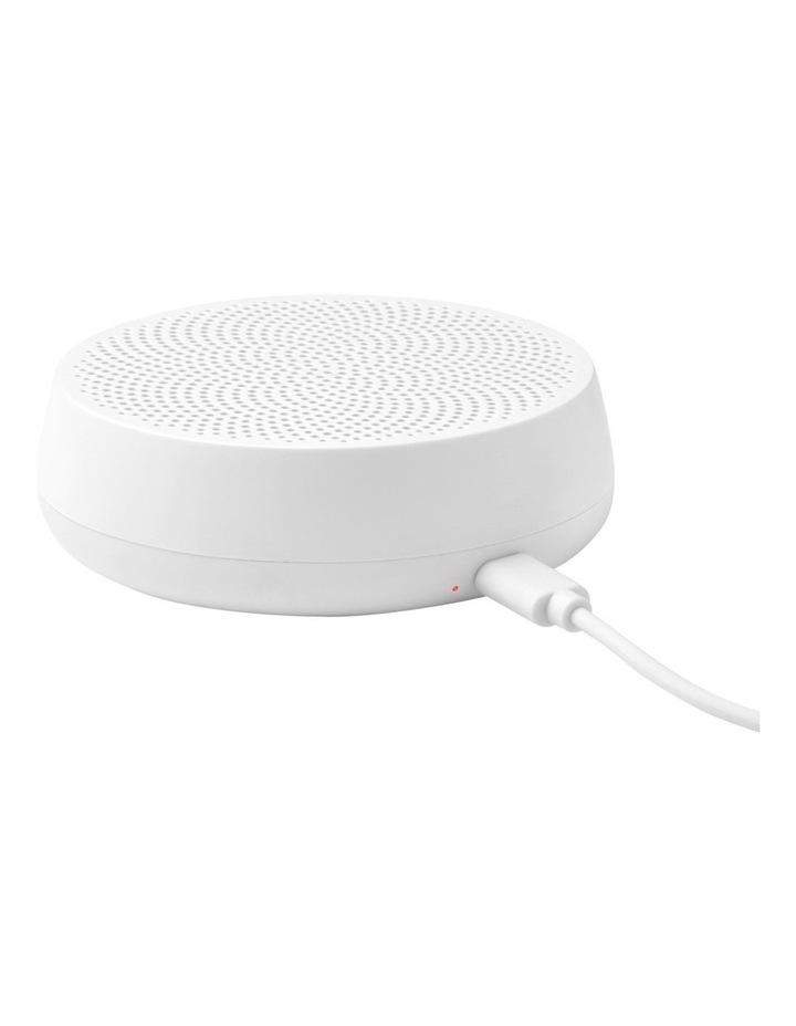 Mino L5W Bluetooth Speaker Matt White image 2