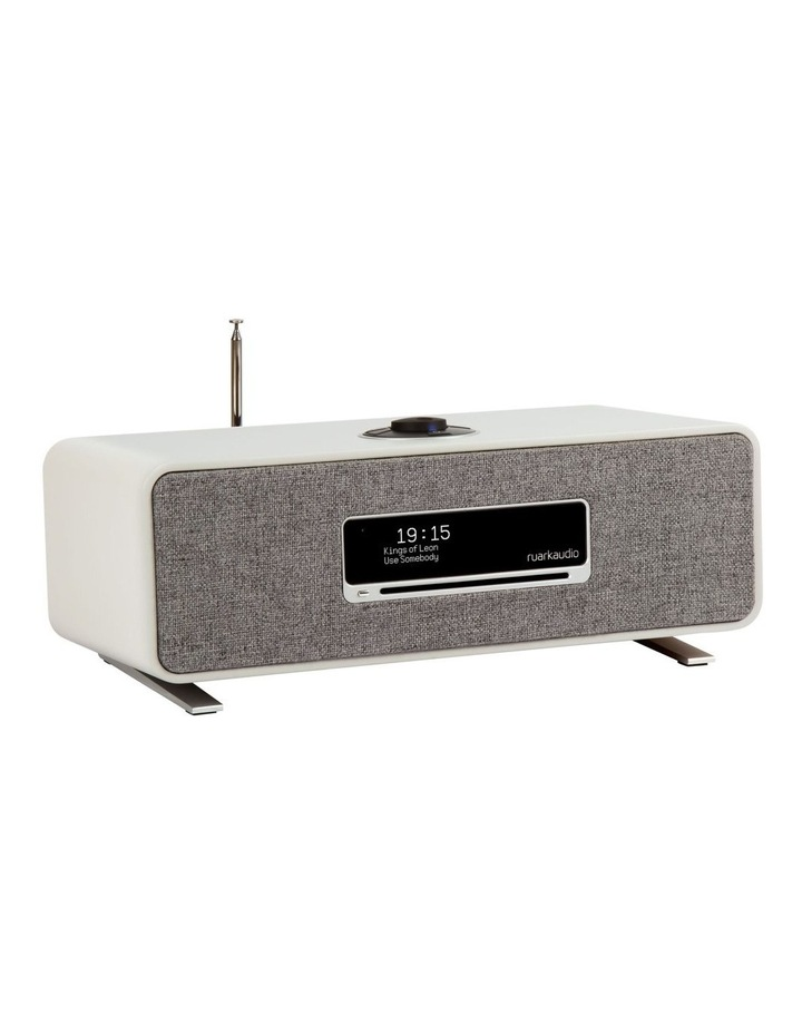 R3 Compact Music System Soft Grey image 1