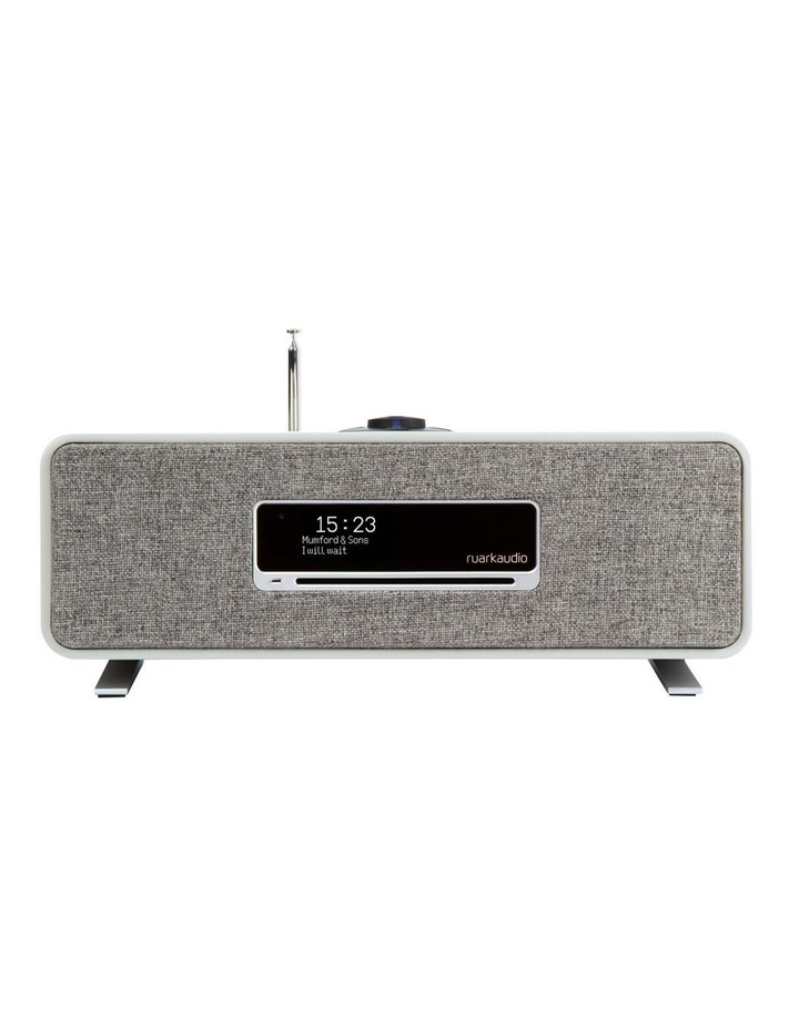 R3 Compact Music System Soft Grey image 2