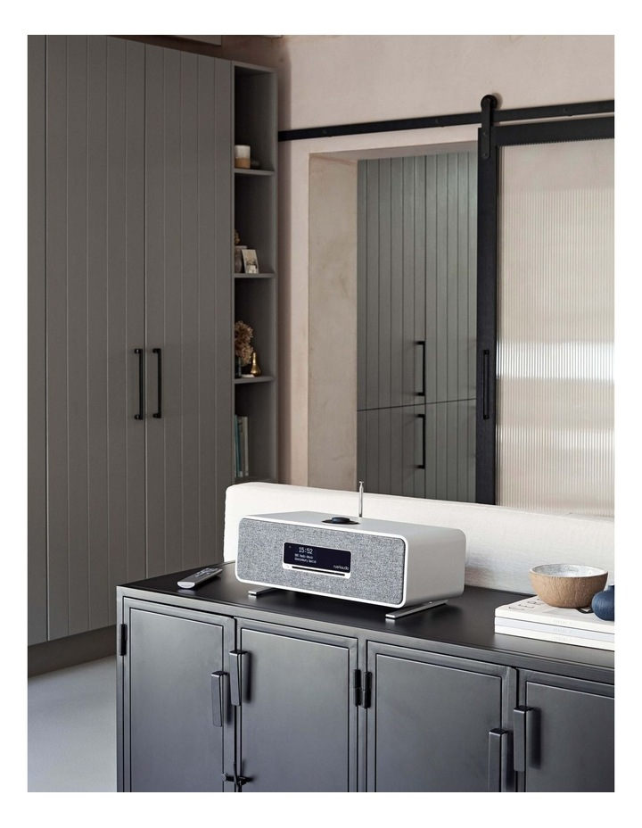 R3 Compact Music System Soft Grey image 5