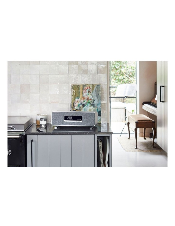 R3 Compact Music System Soft Grey image 7