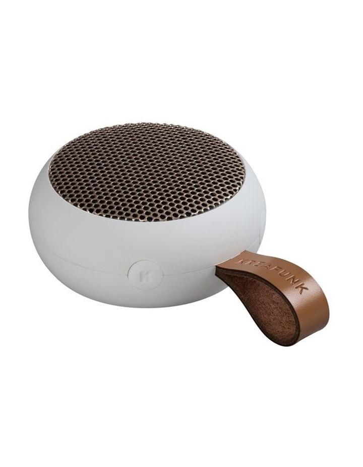 aGo Wireless Speaker - White image 1