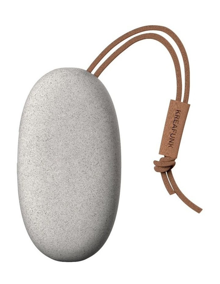 aGo Mini Bluetooth Speaker- Care Series Wheat image 2