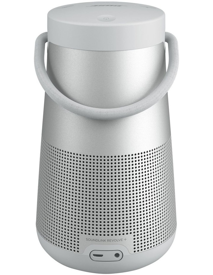 SoundLink Revolve Plus II Bluetooth Speaker Luxe Silver image 6