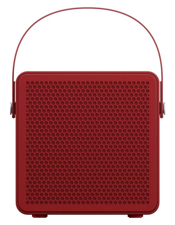 Ralis Haute Red Portable Bluetooth Speaker image 3