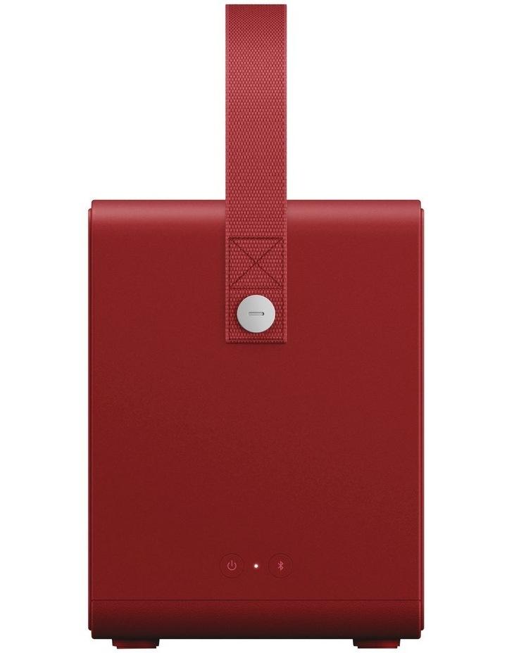 Ralis Haute Red Portable Bluetooth Speaker image 4