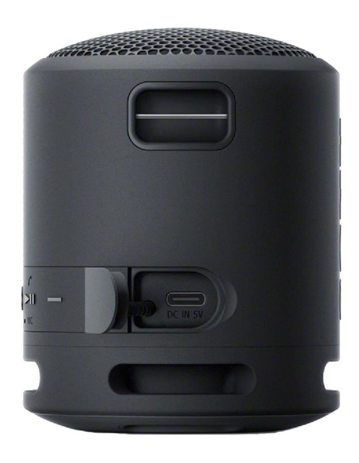Extra Bass Wireless Speaker Black SRSXB13B image 2