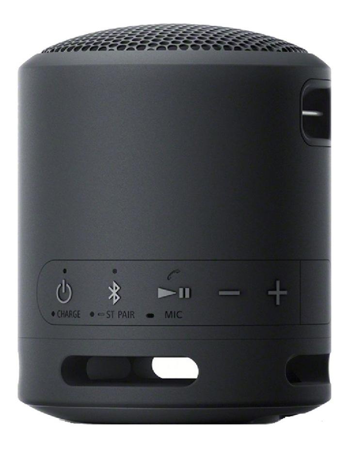 Extra Bass Wireless Speaker Black SRSXB13B image 3